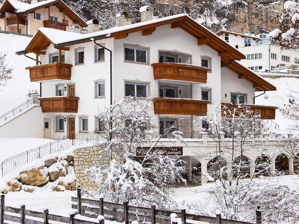 Winter Präsentationsbild Villa Otto - Ferienwohnungen 3 Sonnen