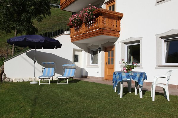 Foto del giardino Santa Cristina