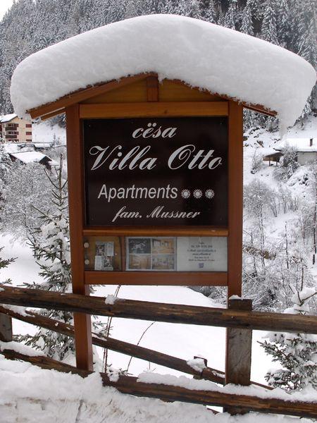 Villa Otto - Ferienwohnungen 3 Sonnen St. Christina