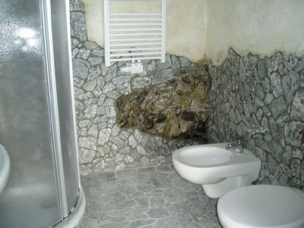 Photo of the bathroom Apartment Ciasa Val