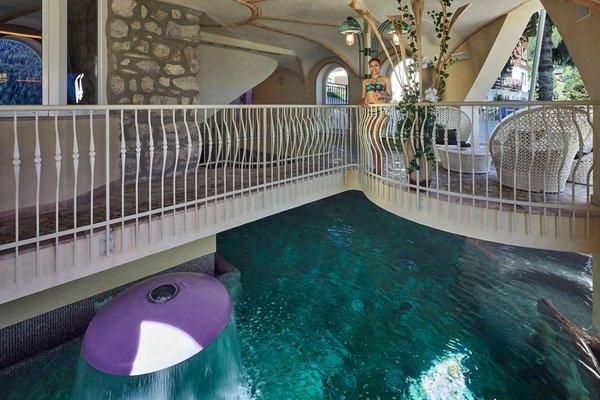 Foto della piscina coperta