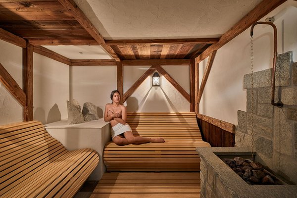 Foto della sauna Colfosco
