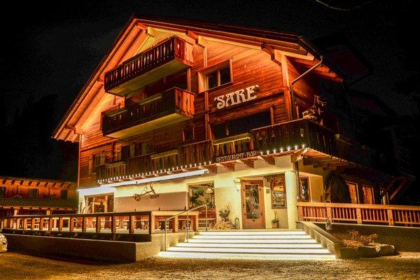 Foto invernale di presentazione Ristorante Saré