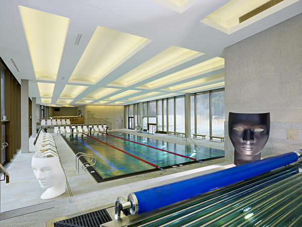 Swimming pool Swimming Pool and Wellness Cascade