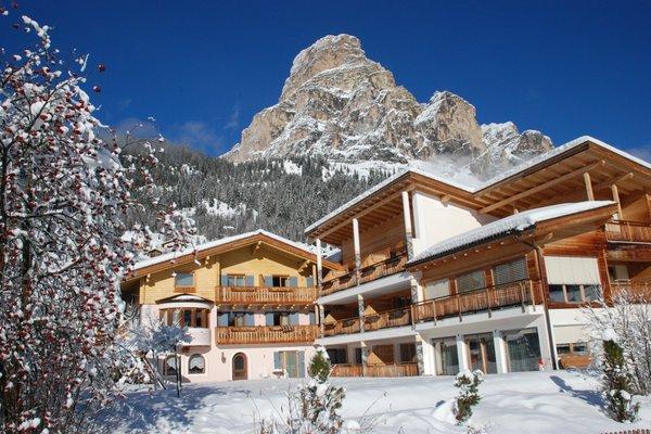 Foto invernale di presentazione Angelika - Residence 3 stelle