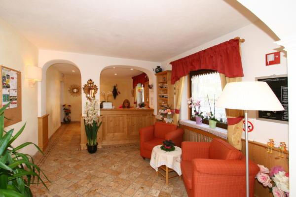 Die Gemeinschaftsräume Residence Angelika