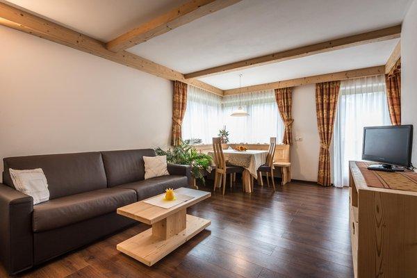 The living area Apartments Sainsom