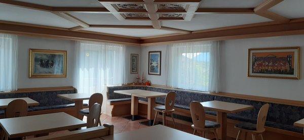 Il ristorante Bellamonte Belvedere