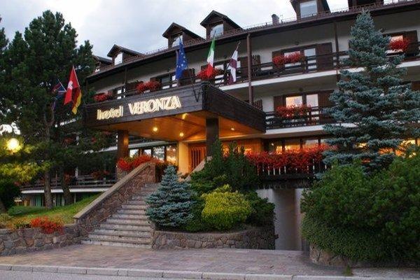 Foto estiva di presentazione Hotel + Residence Veronza