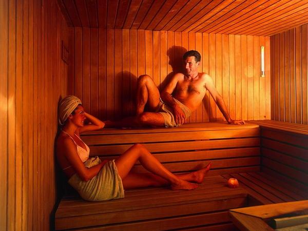 Foto della sauna Carano