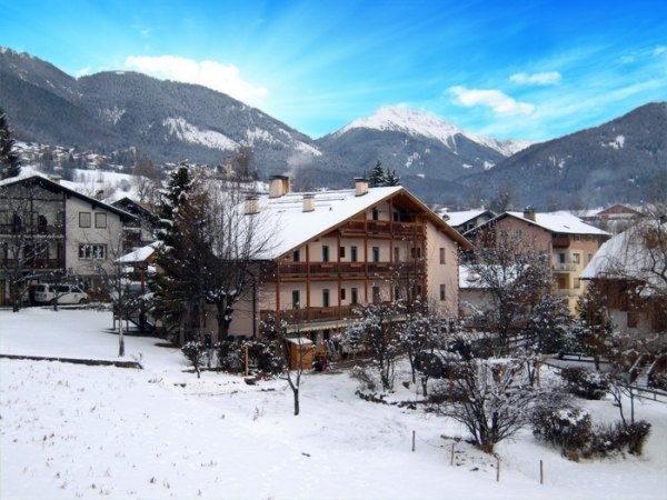 Winter presentation photo Hotel Bellaria