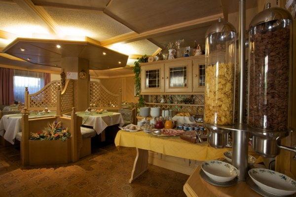 The breakfast Hotel Bellaria