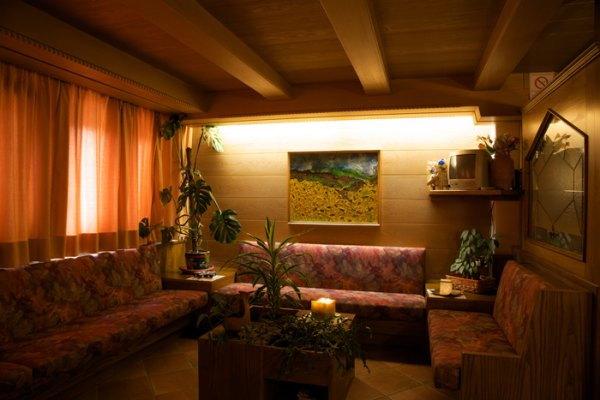The living room Hotel Bellaria