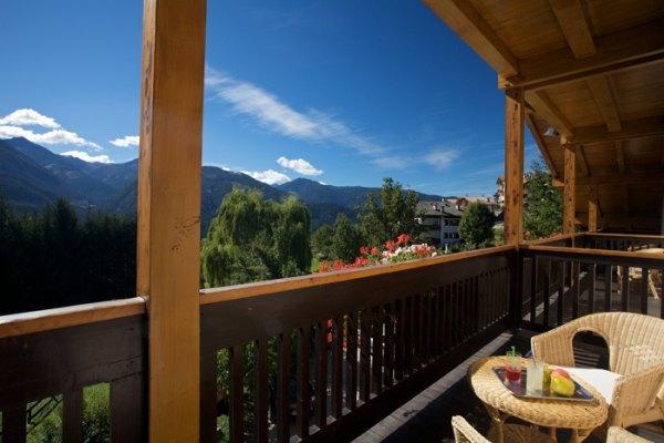 Photo of the balcony Bellaria