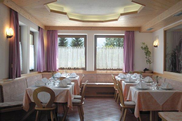 Das Restaurant Carano (Val di Fiemme) Corona