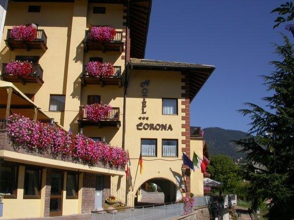 Sommer Präsentationsbild Hotel Corona