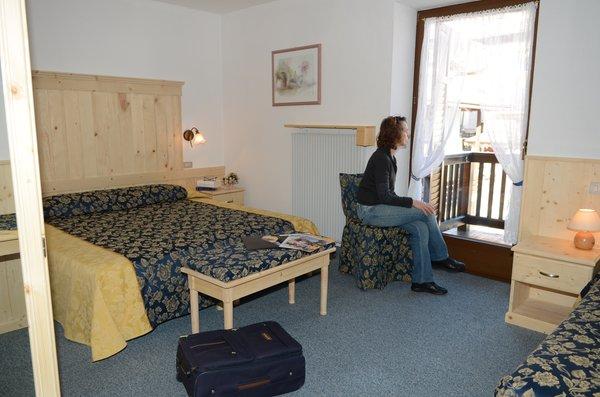 Foto vom Zimmer Hotel Corona