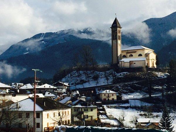 Gallery Castello di Fiemme inverno