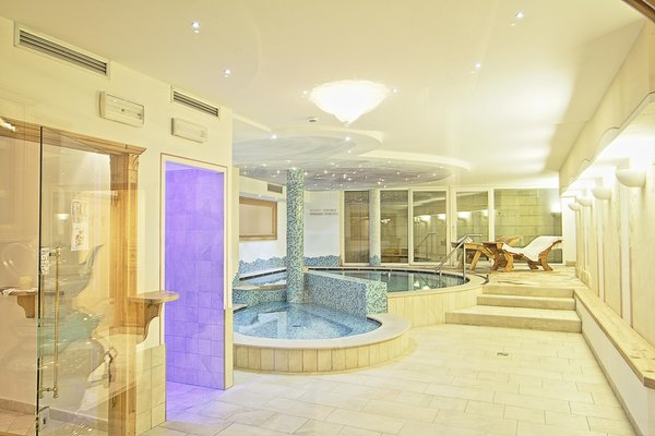 Photo of the wellness area Hotel Olimpionico