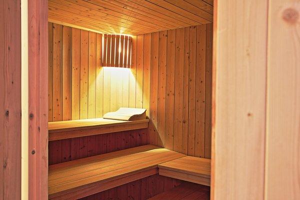 Foto della sauna Castello di Fiemme
