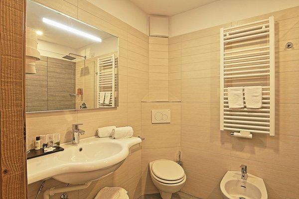 Foto del bagno Hotel Olimpionico