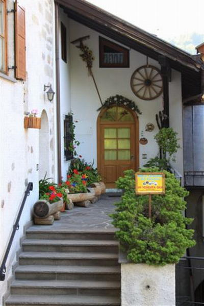 Foto esterno Bed & Breakfast Corradini