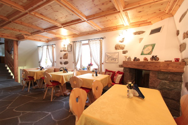 Foto der Stube Bed & Breakfast Corradini