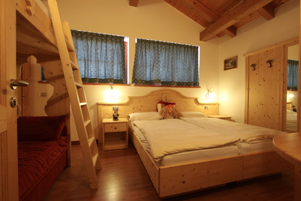 Foto della camera Bed & Breakfast Corradini