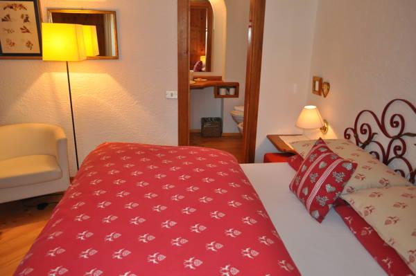 Foto della camera Bed & Breakfast Casa Pichler