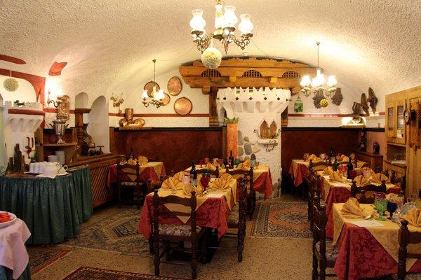 Il ristorante Molina di Fiemme Ancora