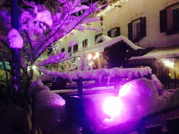 Foto esterno in inverno Ancora