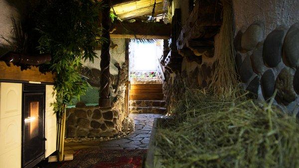 Foto der Sauna Molina di Fiemme