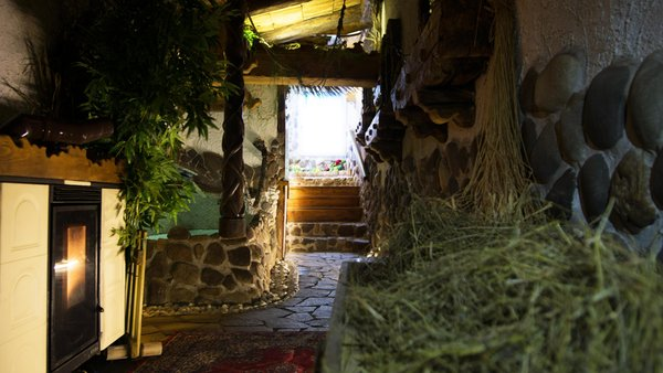 Foto della sauna Molina di Fiemme