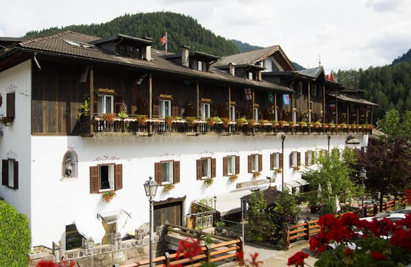 Sommer Präsentationsbild Ancora - Hotel 4 Sterne