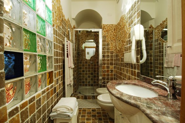 Photo of the bathroom Hotel Ancora