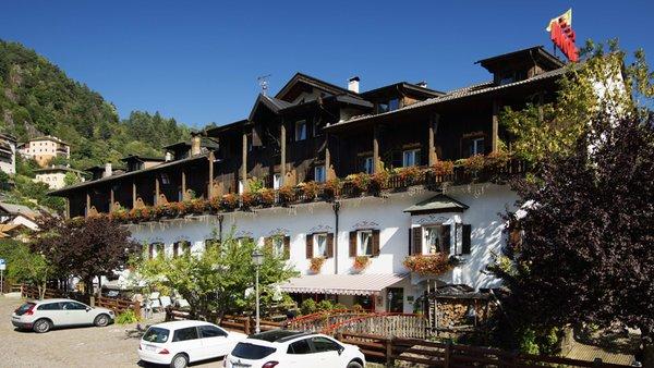 Foto Außenansicht im Sommer Hotel Ancora & Suites