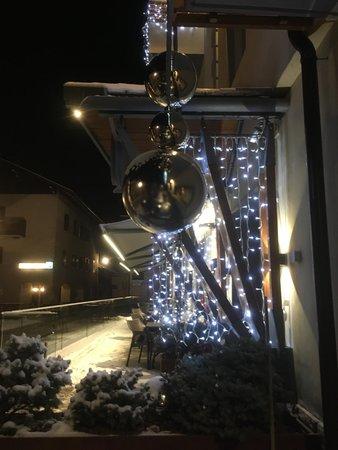 Foto esterno in inverno Italia
