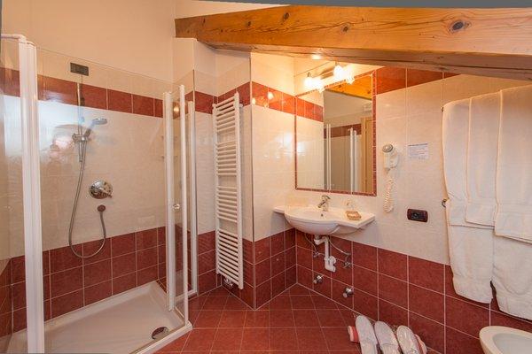 Foto del bagno Hotel Italia