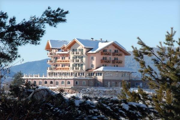 Foto invernale di presentazione Lagorai Resort & Spa - Hotel 4 stelle
