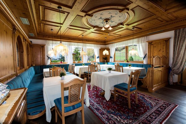 Das Restaurant Cavalese Lagorai Resort & Spa