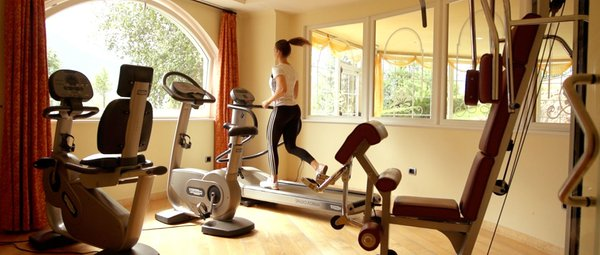 Photo of the fitness area Hotel Lagorai Resort & Spa