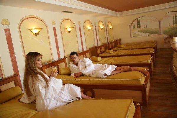 Photo of the wellness area Hotel Lagorai Resort & Spa