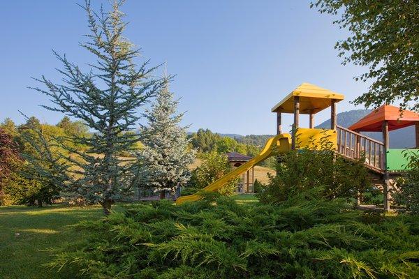 Foto vom Garten Cavalese
