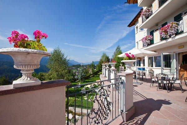 Foto del balcone Lagorai Resort & Spa