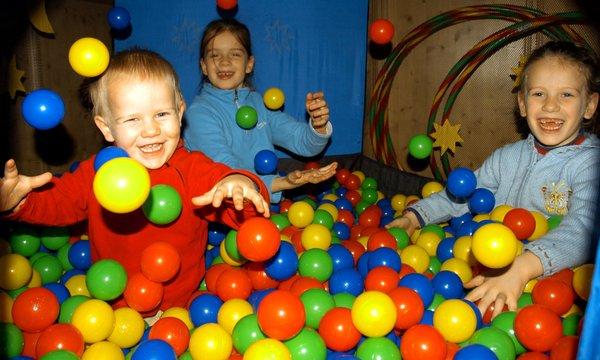 Das Kinderspielzimmer Hotel Lagorai Resort & Spa