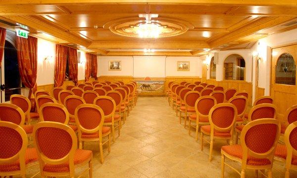 Die Gemeinschaftsräume Hotel Lagorai Resort & Spa