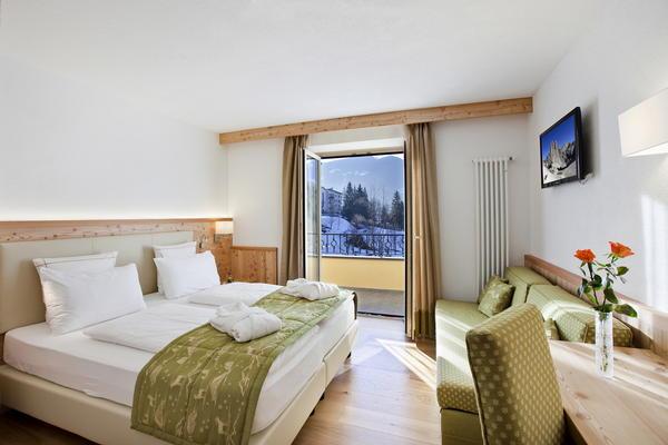 Foto della camera Hotel Rio Stava Family Resort & Spa