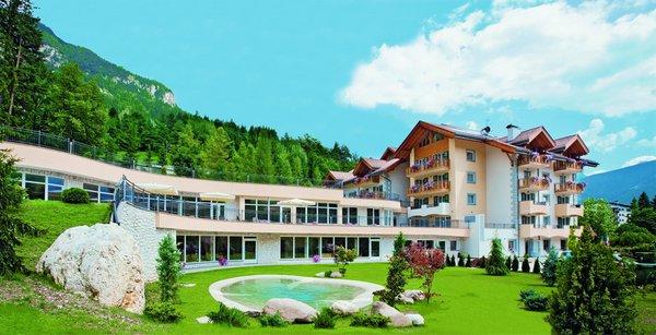 Sommer Präsentationsbild Rio Stava Family Resort & Spa - Hotel 4 Sterne