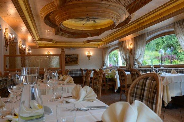 Il ristorante Tesero Rio Stava Family Resort & Spa