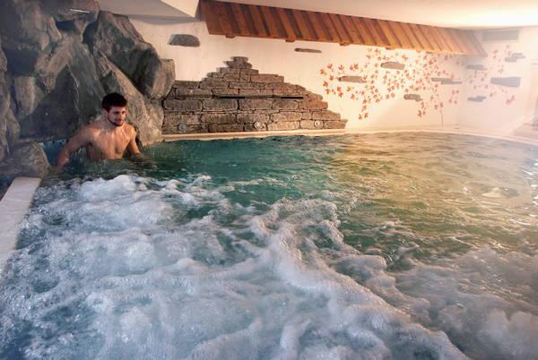 Foto del wellness Hotel La Roccia
